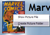 Create Pictures Folder