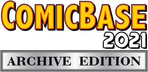 ComicBase 2021 Archive Edition