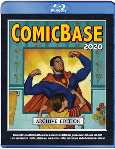 ComicBase 2020 Blu-ray Archive Edition