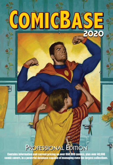 ComicBase 2020 Professional Edition